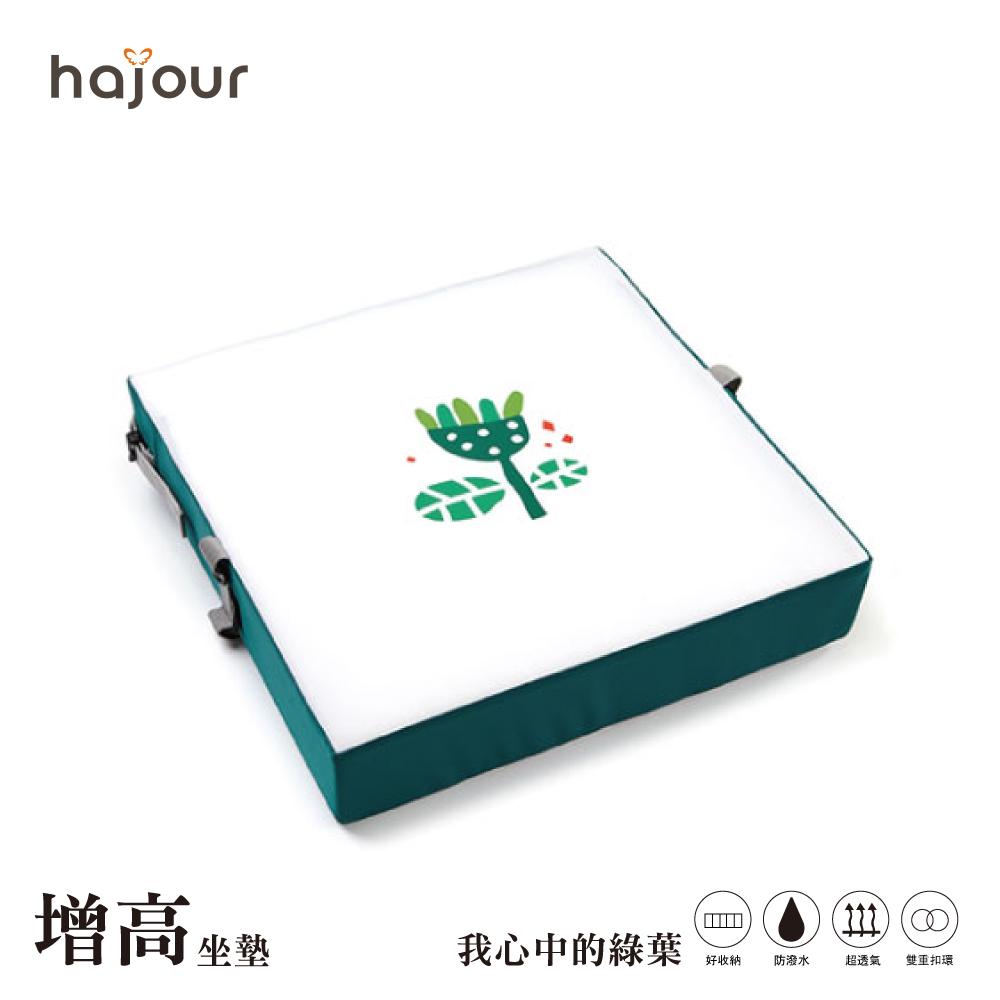 【Hajour】韓國原裝進口增高坐墊-我心中的綠葉